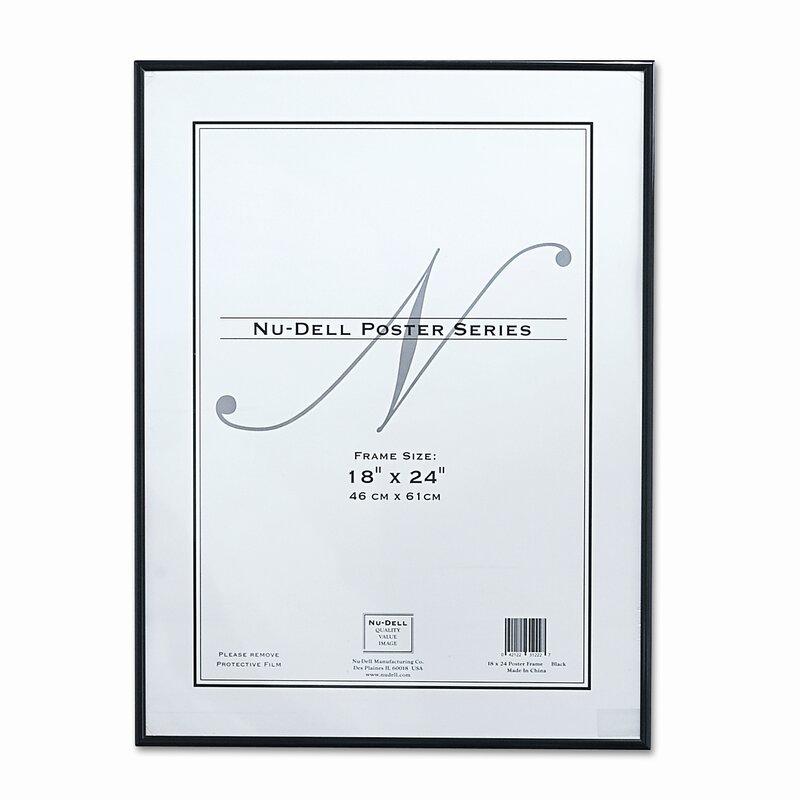 Metal poster frames 11x17