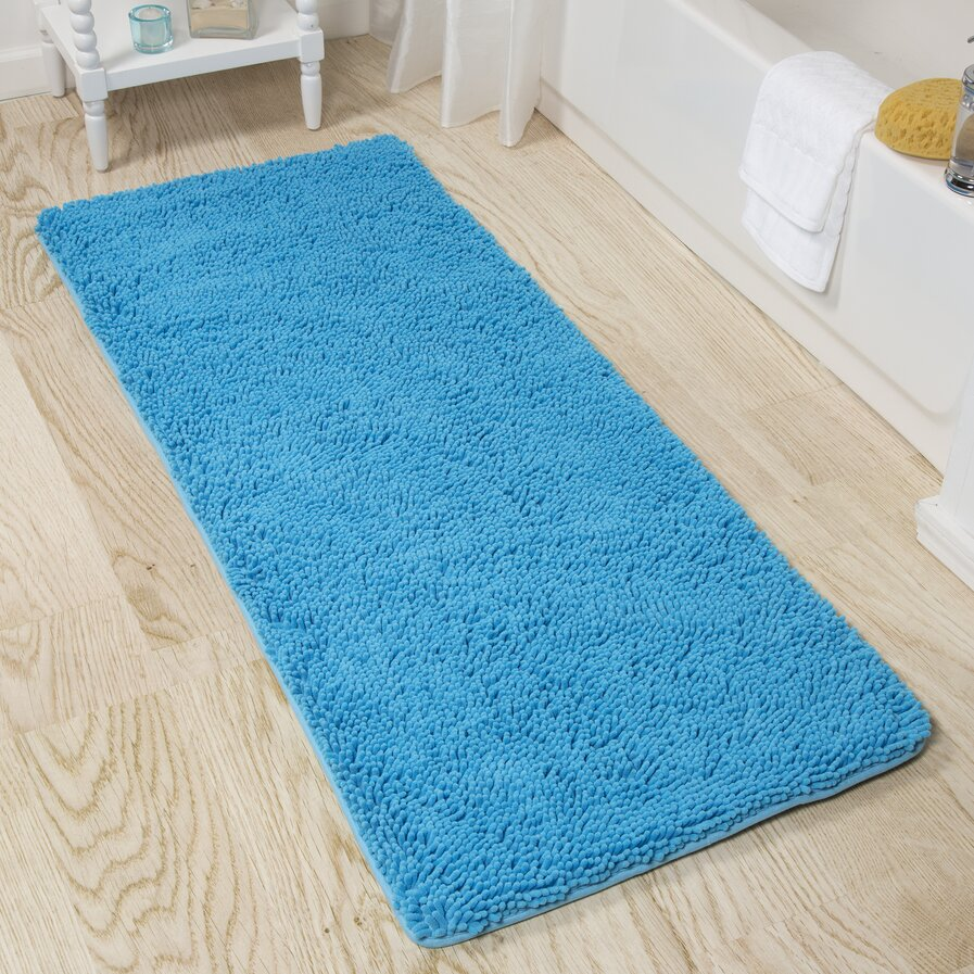 Bathroom rug runner 24x60