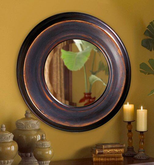 The Copper Factory CF137AN Solid Hammered Copper Framed