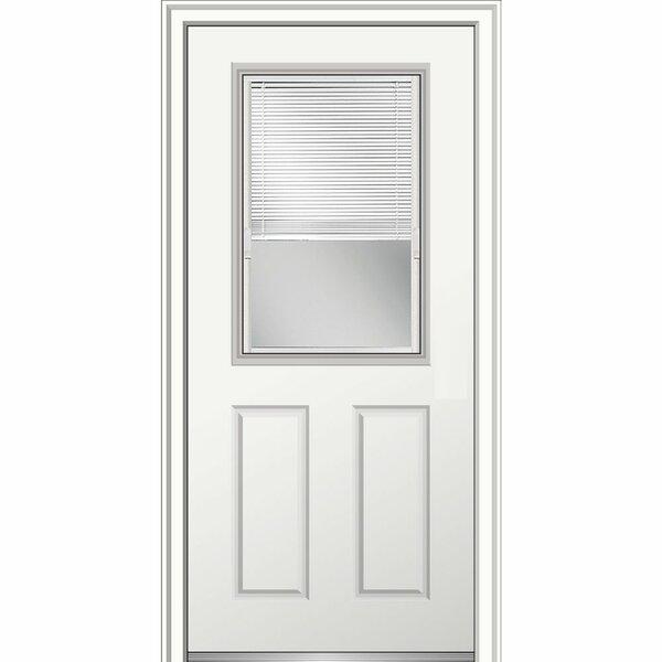 Verona Home Design 15-Lite Fiberglass Smooth 2-Panel Primed ...