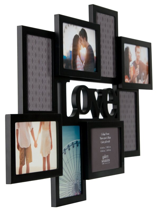 Picture frames Collage Multiple opening School frames by
