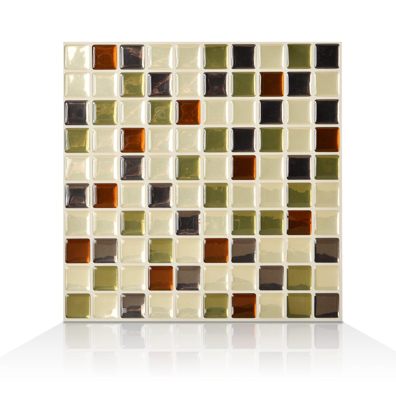 Mosaic tile backsplash home depot