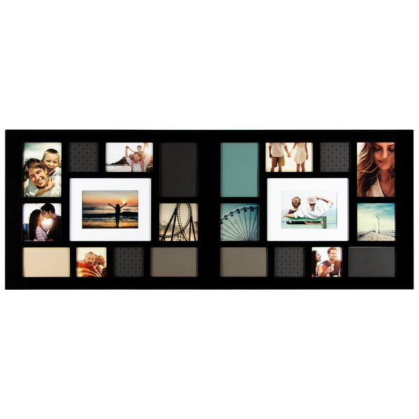 Amazoncom  Snap Clear 3D Collage Frame 10Opening