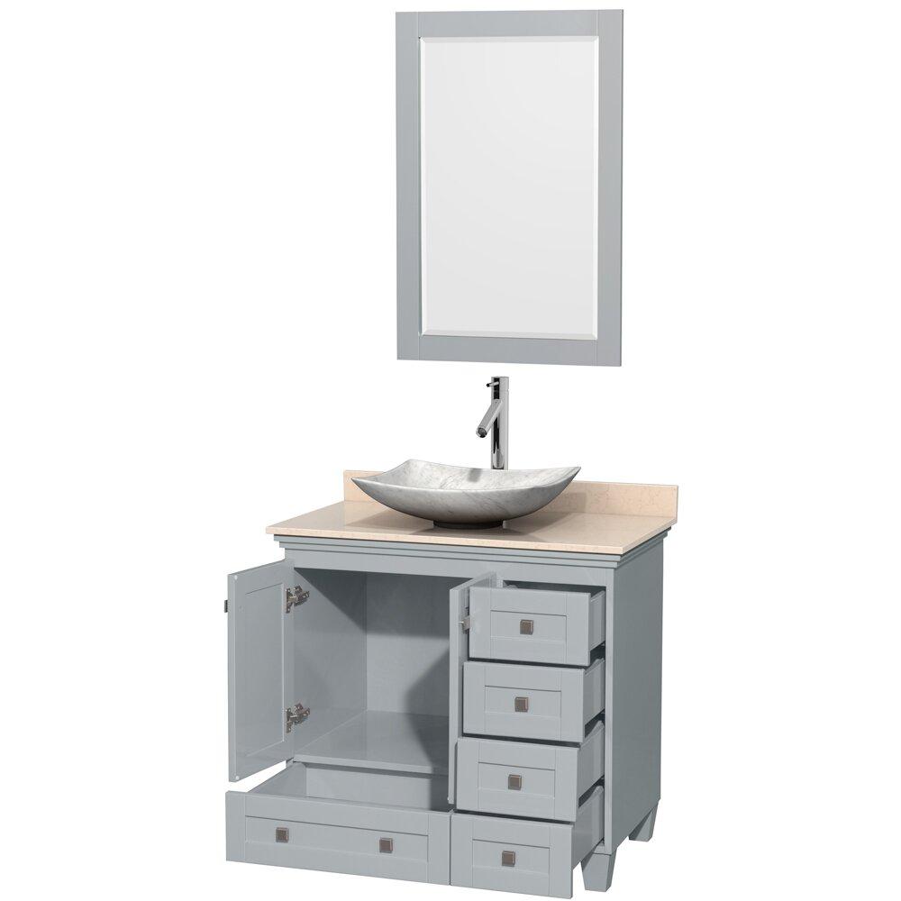 Bathroom vanity 36 inch