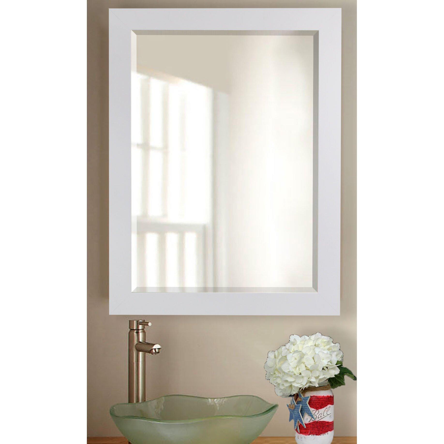 Shop Bathroom Mirrors at Lowescom