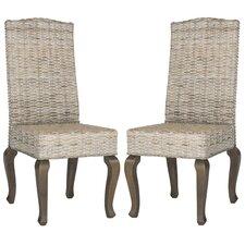 Milo Rattan Side Chair (Set of 2)