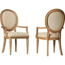 Moreau Arm Chair (Set of 2)