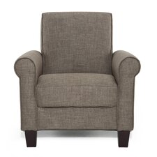 Linen Jackson Arm Chair