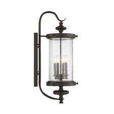 Milo 4-Light Outdoor Wall Lantern