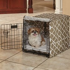 purchase now quiet time crate cover by midwest homes for pets top review
