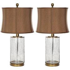 Milo 26.5' Table Lamp (Set of 2)
