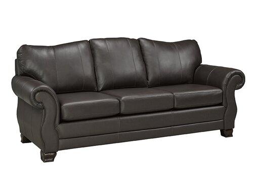 Sale Jettie Italian Leather Sofa