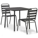 Coeburn 3 Piece Bistro Set