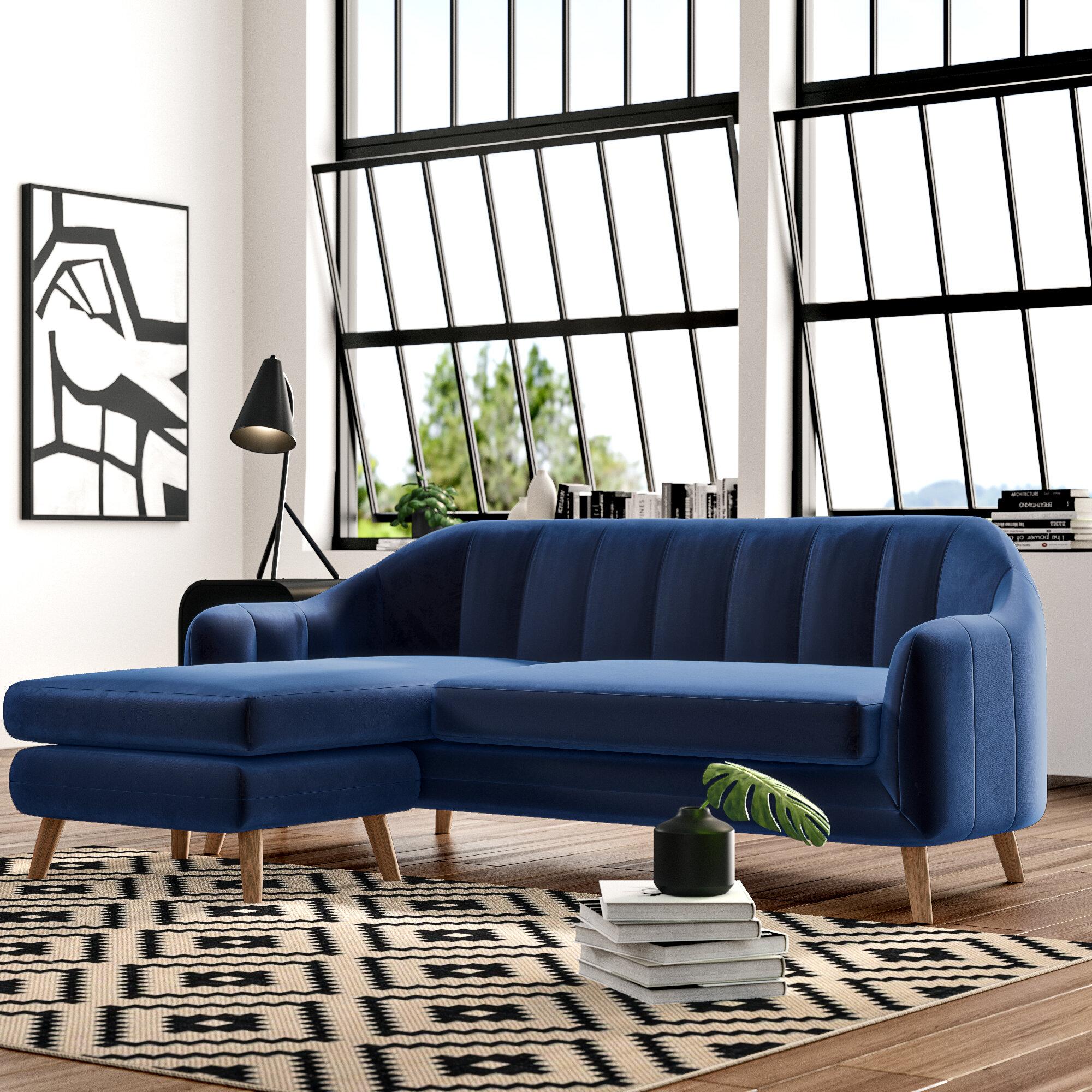 Enjoyable Desmond Reversible Sectional Creativecarmelina Interior Chair Design Creativecarmelinacom