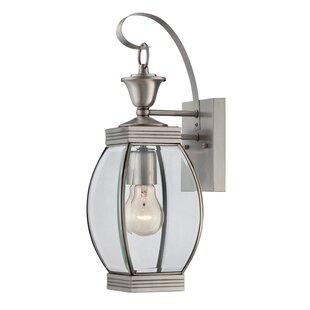 Buying Vieux 1-Light Outdoor Wall Lantern By Lark Manor