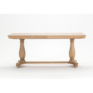 Rowan Extendable Dining Table by Homestead Living