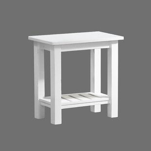 Coupon Thrash End Table by August Grove
