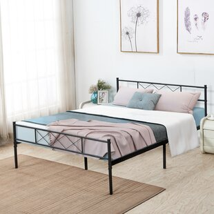Price comparison Beccles Platform Bed by Wrought Studio Reviews (2019) & Buyer's Guide