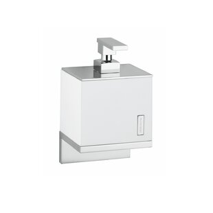 Demetra Wall Mount Soap Dispenser By WS Bath Collections