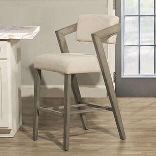 Seawright 26'' Bar Stool by Brayden Studio Best Design