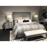 Willow Sleigh Bed by Stanley Furniture