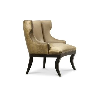 Emile Armchair by Leathercraft