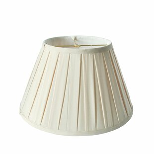 Shopping for Round Box Pleat 16 Linen Empire Lamp Shade By Darby Home Co