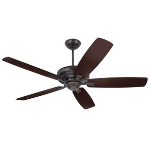 Clearance 60 Millersport 5 Blade Ceiling Fan By Red Barrel Studio