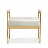 Colbey Upholstered Bench by Willa Arlo Interiors