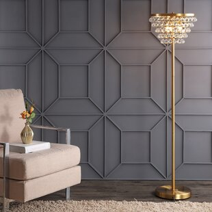 Affordable Waconia 60 Floor Lamp By House of Hampton