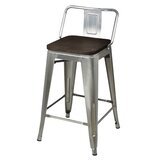 Mcree 24 Bar Stool (Set of 2) by Williston Forge