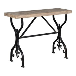 RuckeR Console Table by Fleur De Lis Living