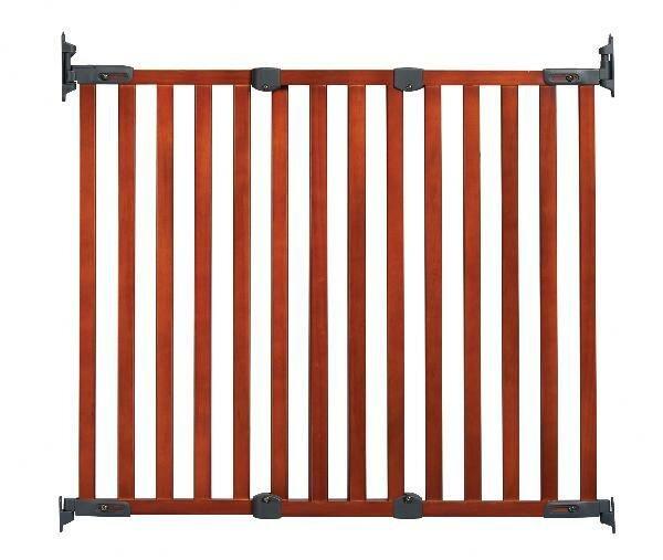 Kidco Angle Mount Wood Safeway Gate Amp Reviews Wayfair