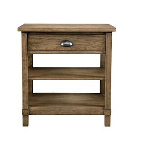 Driftwood Park 1 Drawer Nightstand by Stone & Leigh? by Stanley Furniture