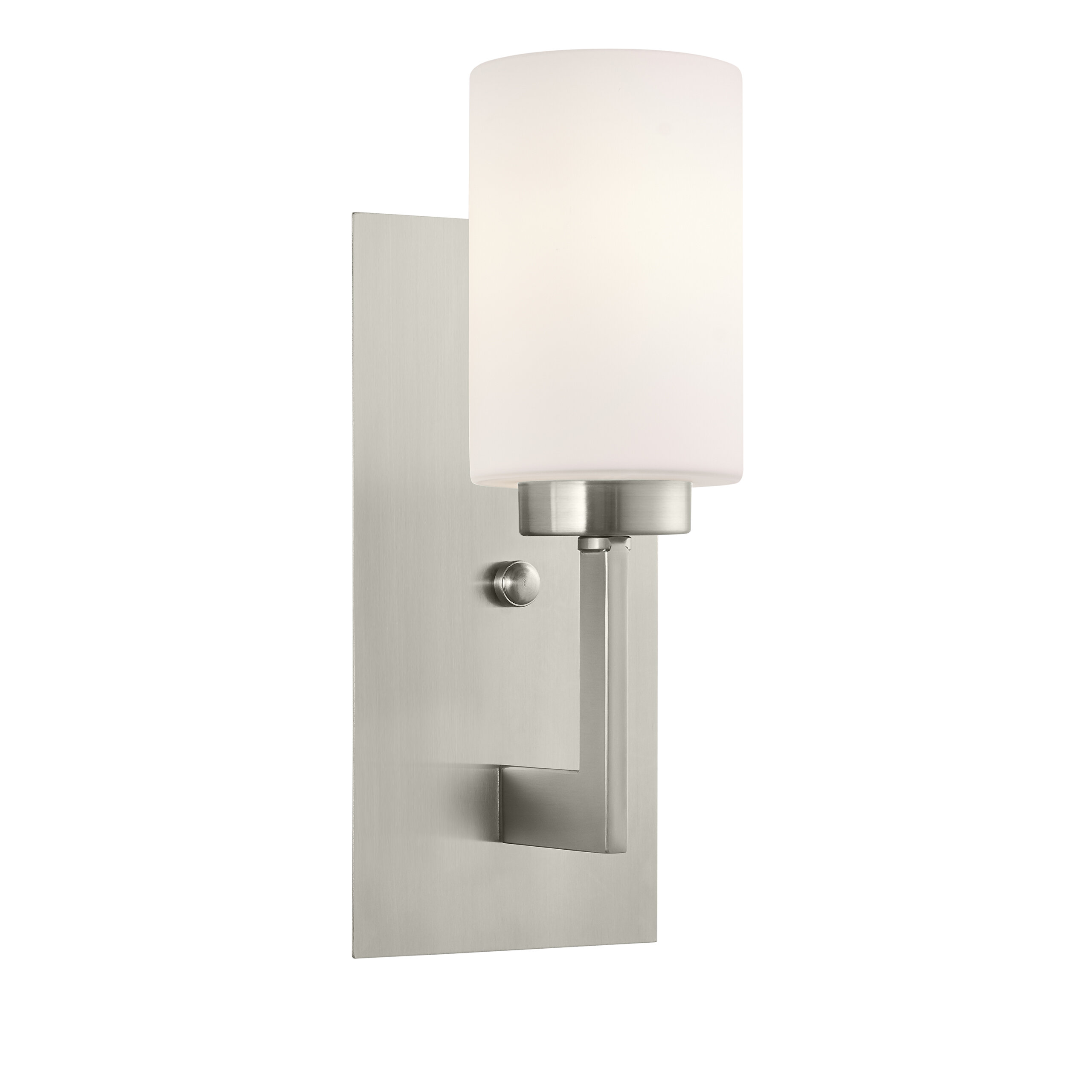 Ivy Bronx Cogswell 1 Light Armed Sconce Reviews Wayfair
