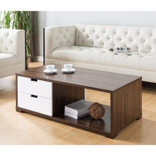 Jair Stylish Coffee Table by Orren Ellis