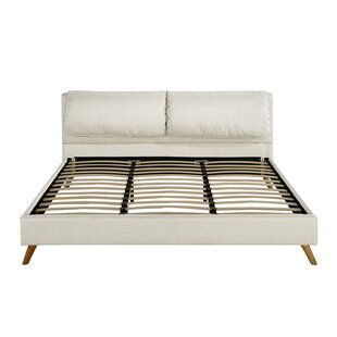 Benge Upholstered Platform Bed