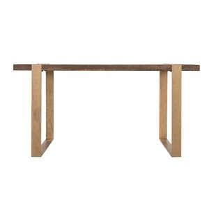 Begley Reclaimed Solid Wood Dining Table Foundry Select