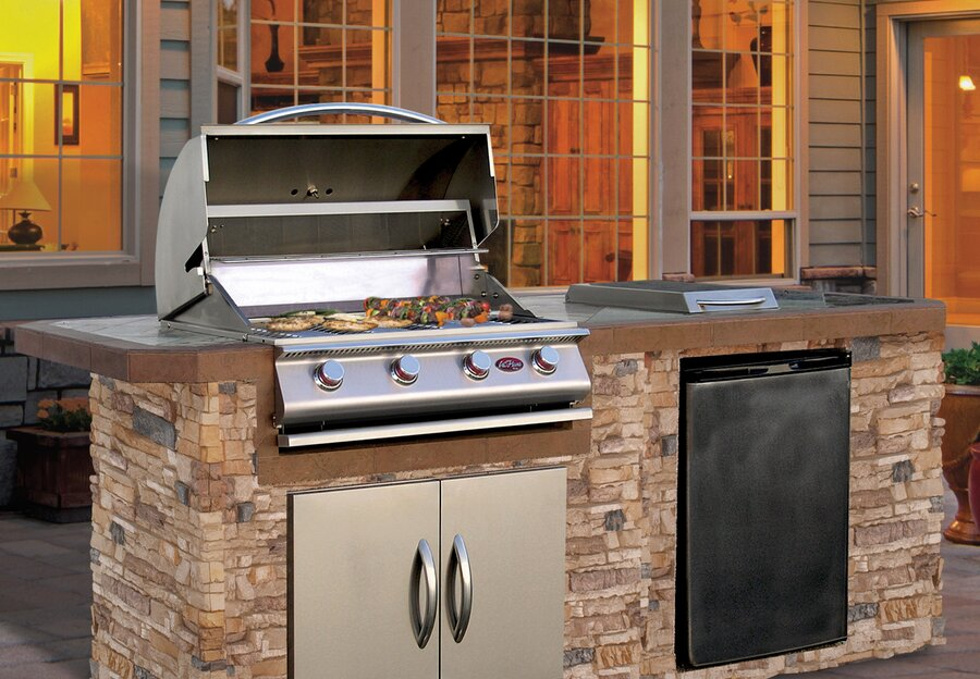 Outdoor Kitchens You Ll Love In 2021 Wayfair