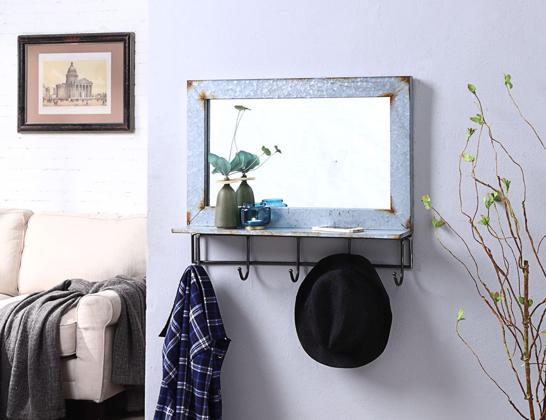 Williston Forge Manorhaven Accent Mirror Reviews Wayfair
