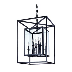 Tennille 8-Light Entry Foyer Pendant