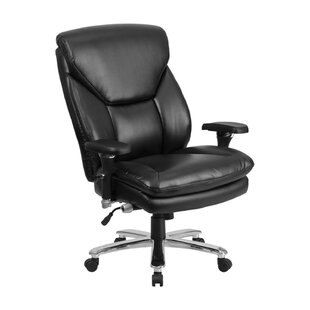 Ash Ergonomic Executive Chair by Latitude Run New Design