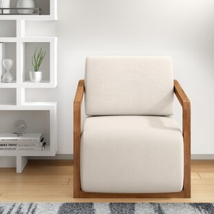 Deals Fender Armchair by Ivy Bronx Reviews (2019) & Buyer's Guide