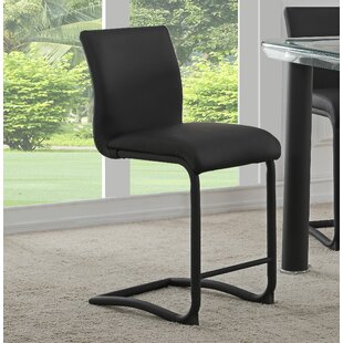 Len Upholstered Dining Chair (Set of 2) Orren Ellis