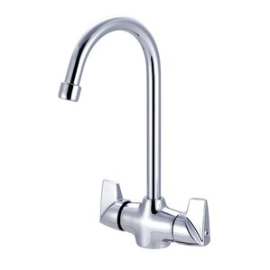 Just Manufacturing Lever Handle Deck Mounted Bar Faucet