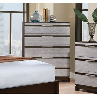 Dowd Contemporary 4 Drawer Chest