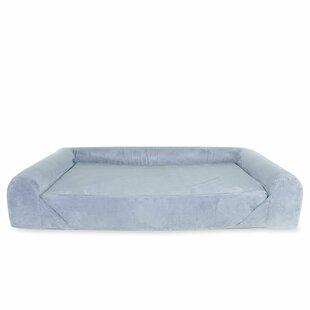 Hueytown Orthopedic Memory Foam Bed Dog Sofa