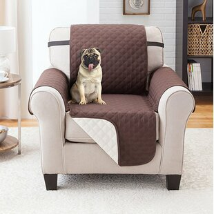 Reversible Armchair Slipcover