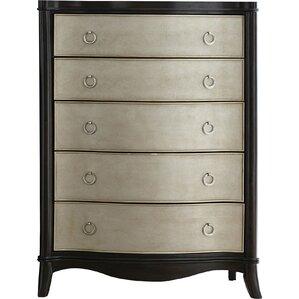 Archer 5 Drawer Dresser by Willa Arlo Interiors
