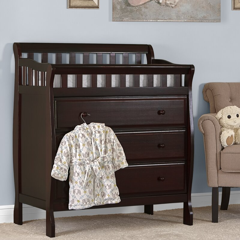 Marcus Changing Table Dresser Pad
